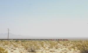 BNSF ethanol train