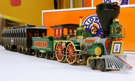 Funeral Train Lionel Trains