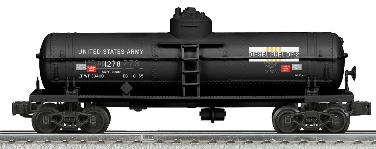 Freight Cars That Changed The World The Tank Car Lionel Trains