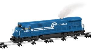 Conrail U33C