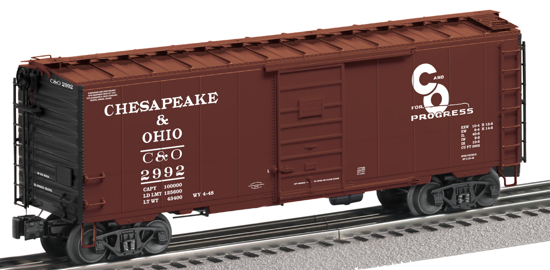 Freight Car Friday The Ps 1 Boxcar Lionel Trains