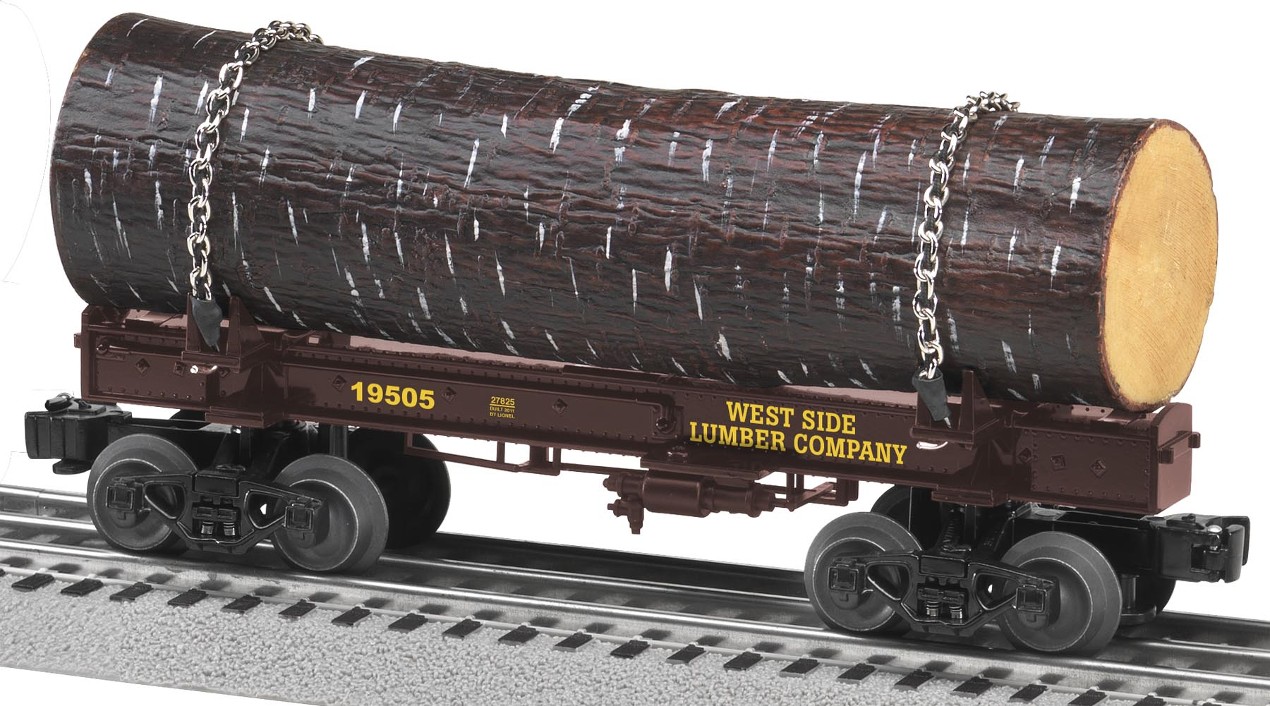 Freight Car Friday Logging Cars Lionel Trains