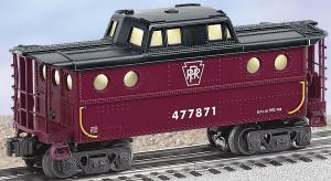 PRR N5C caboose