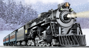 Polar Express Set