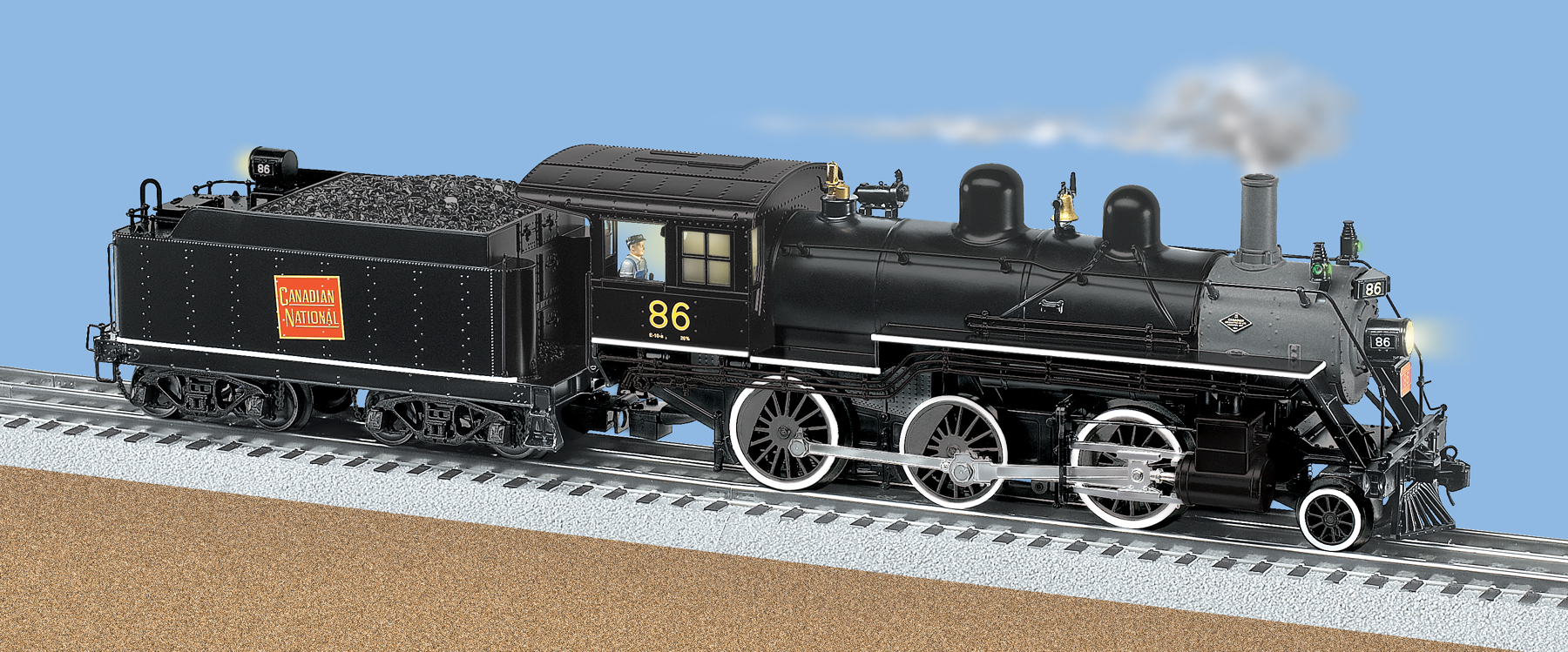 Steam locomotives lionel trains page 3 cn mogul cheapraybanclubmaster Gallery