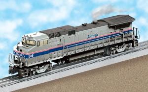 Amtrak diesel