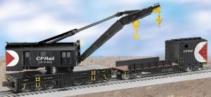 CP Rail crane
