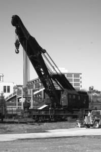 Conrail crane