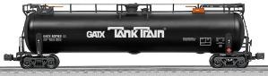 Tank Train Car
