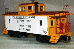 UP Caboose