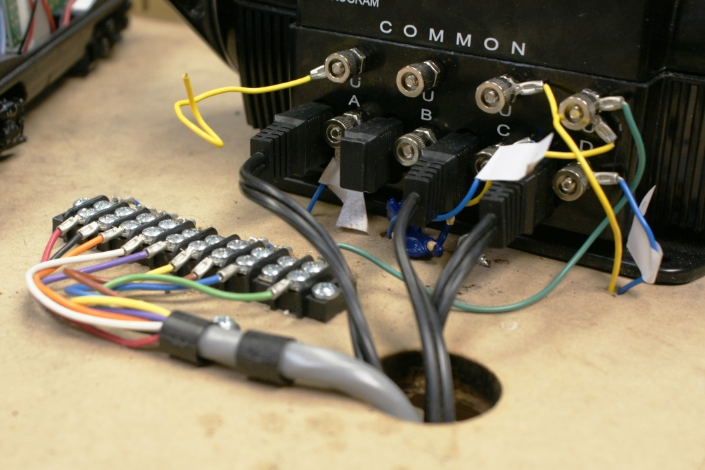 wiring best practices for model railroads lionel trains transformer buses