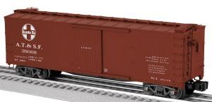 wood boxcar