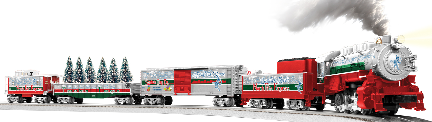 New Product Spotlight – North Pole Express | Lionel Trains