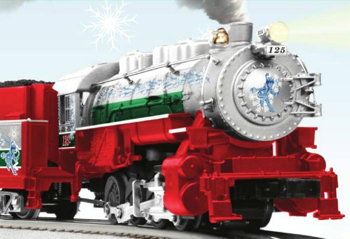 Train Parts Names : North pole express train set parts names model