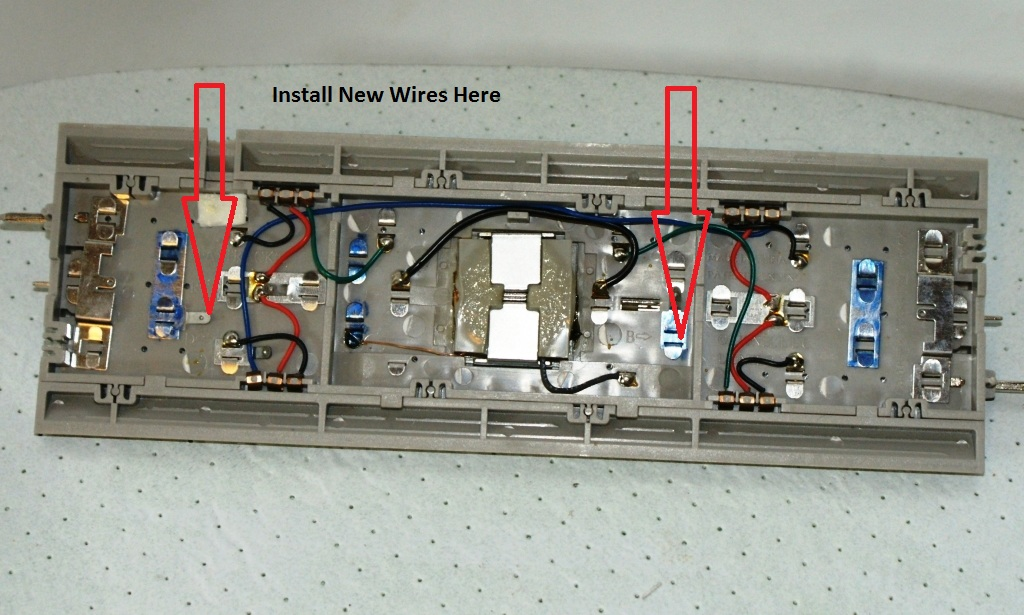 Marvelous Lionel Track Wiring Basic Electronics Wiring Diagram Wiring 101 Mentrastrewellnesstrialsorg