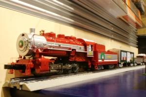 Peanuts Train