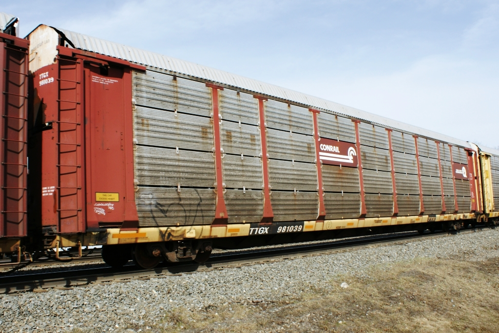 Freight Car Friday Bi Level Autoracks Lionel Trains