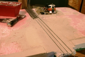 road plaster