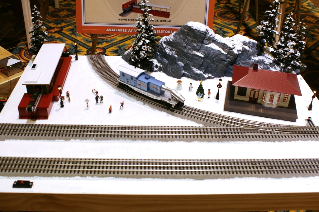 Did not early lionel strip track are not