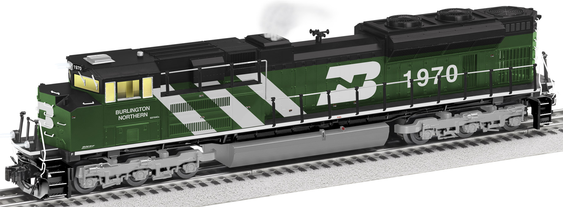 Burlington | Lionel Trains