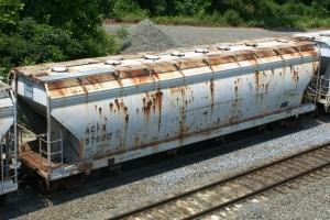 rust spots