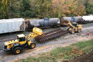 panel track