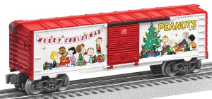 Christmas Boxcar