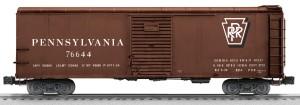 X31 boxcar