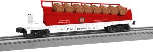 CN Barrel Car