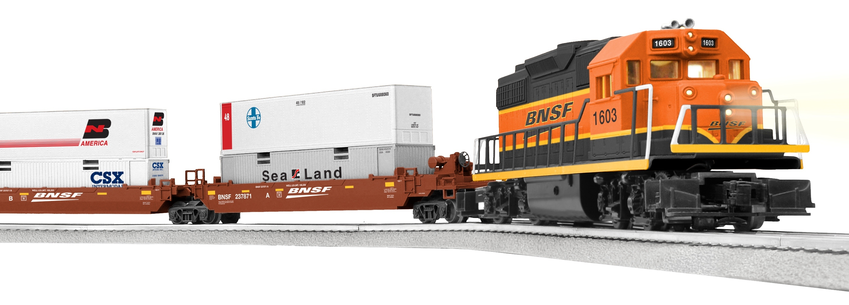 Lionel, how about a production run of the BNSF SD70ACe! | O Gauge ...