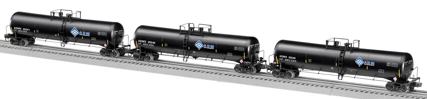 Phoenix Rail Ways Lionel O Gauge Streamliner Vestibule Diaphragms New