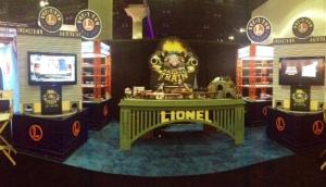 Lionel's E3 Booth