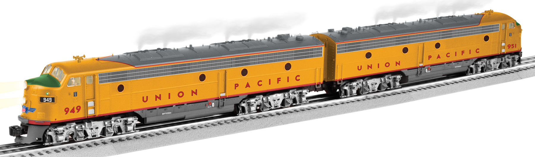 Lionel locomotive