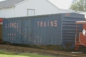 Lionel boxcar
