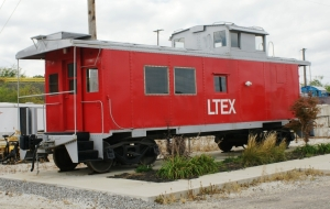 caboose office