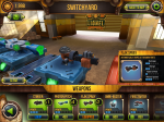 Deck your train with new weapons in the Switchyard!