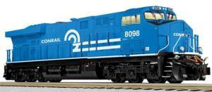 6-42544 Conrail ES44AC