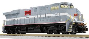 6-42560 Monongahela ES44AC