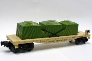US Army Flatcar - pre-production sample