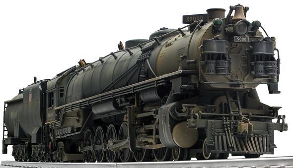 January 2014 Lionel Trains