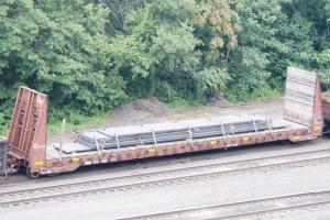 steel load