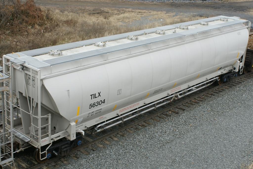 Freight Car Friday Trinity Rail Lionel Trains