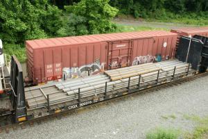 bulkhead flatcar