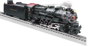 Lionel's M1 captures the locomotives' beautiful look prior to front-end modernization.