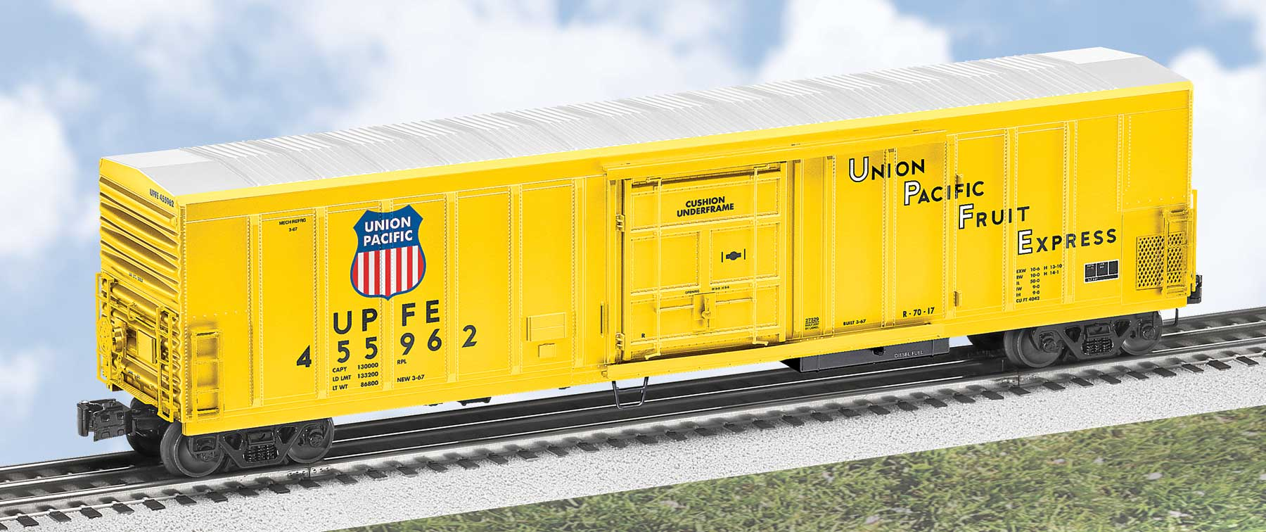 Freight Cars Lionel Trains