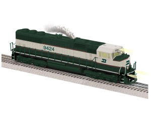6-81134 Burlington Northern