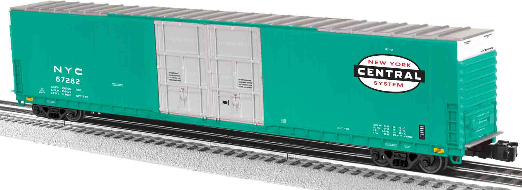 Https 2014 09 12 Freight Car Friday Pfe R 70 Interior Ford Truck Wiring Diagrams Besides Lionel Switch Track 6 81712 2089